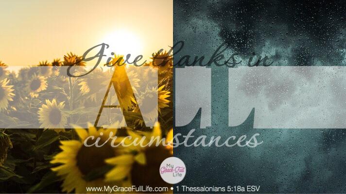 11 22 18 Praise & Prayer Prompt: All – My Grace-Full Life