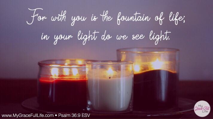12 4 18 Praise & Prayer Prompt: The Light of Light – My