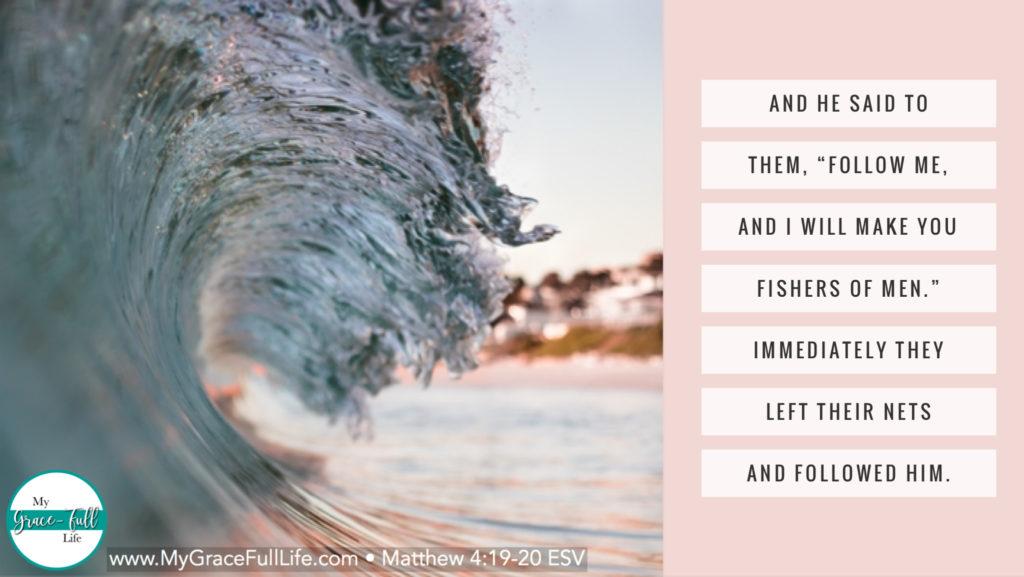 8 30 19 Praise & Prayer Prompt: Just a Moment – My Grace